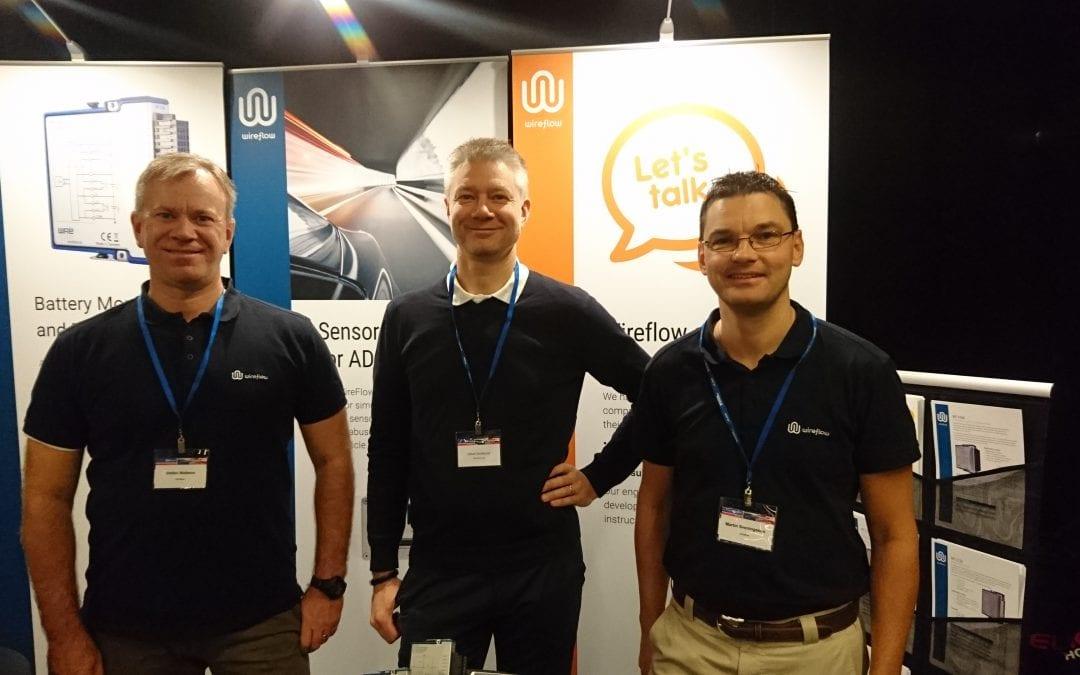 Visit WireFlow at NI Automotive Forum!
