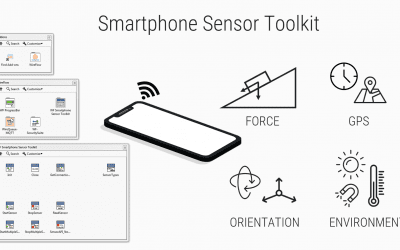 WireFlow makes the Smartphone Sensor Toolkit WireLess