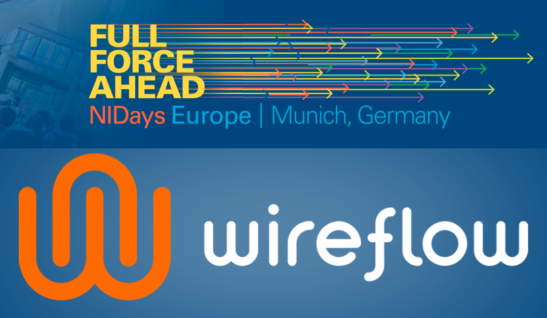 WireFlow@NI Days Europe