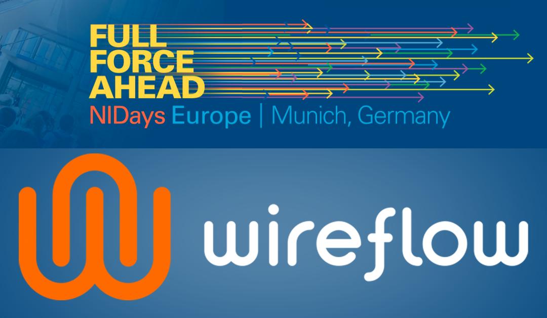 WireFlow@NI Days Europe