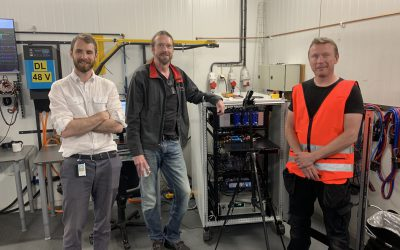 WireFlow delivers prototype for cell-cycler to TMHS